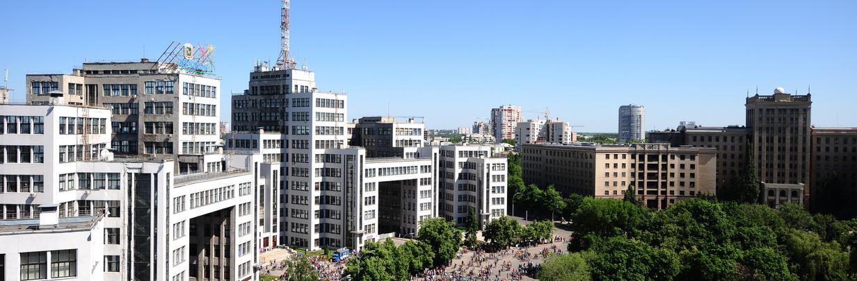 Location des appartements meublés à Kharkov