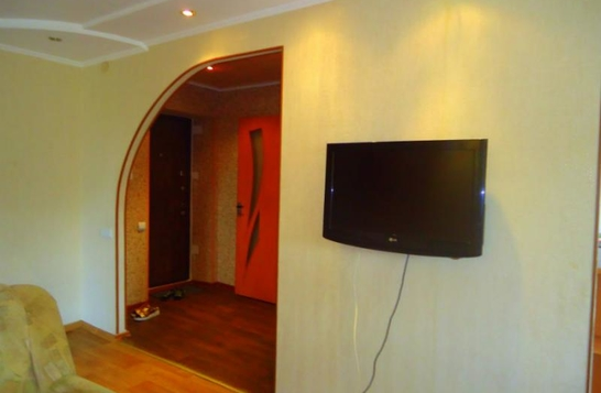 2-rooms apartment on Gogolya 2a