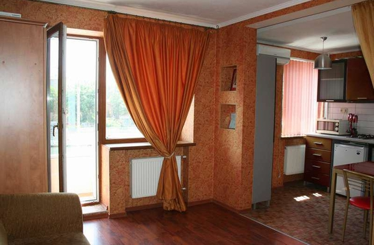 1-room apartment on Kharkovskaya naberezhnaya 9